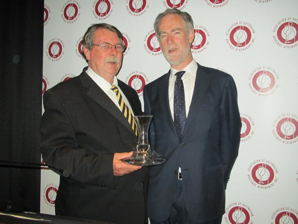 McLeish Estate Dual Trophy Win at the 2014 Australian Boutique Wine Awards -