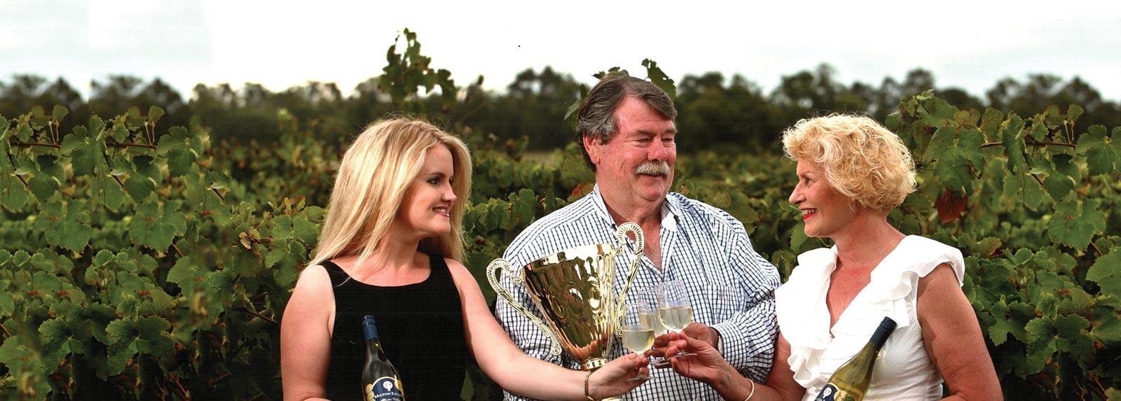 McLeish Estate Wines- Unprecedented year of Accolades -