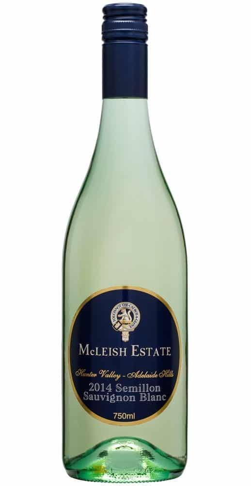 Mcleish-Semillon-Sauvignon-Blanc-2014