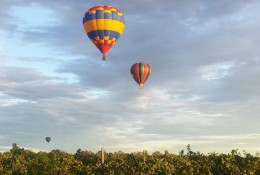 hunter valley ballons