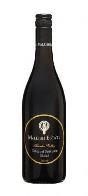 Mcleish Estate Cabernet Sauvignon Shiraz