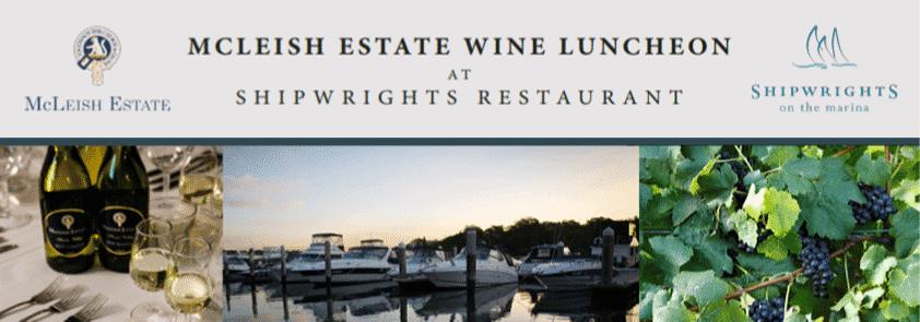 Wine Lunch Banner