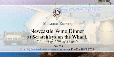 Newcastle Wine Dinner -