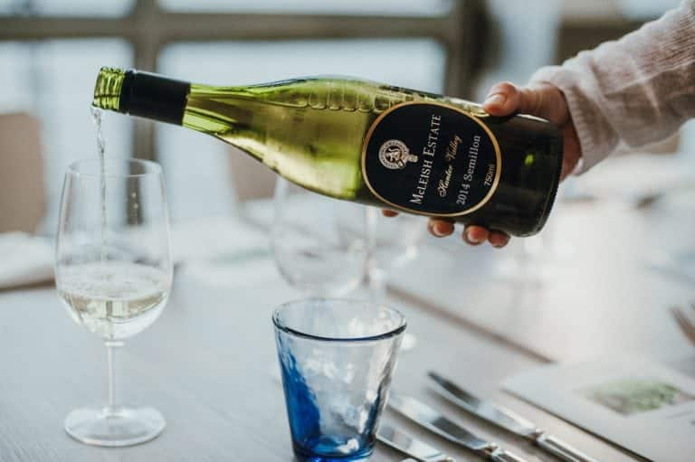 Café Patina Wine Dinner - 30th of August -