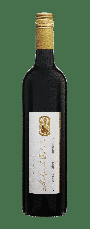 2017 Reserve Cabernet Sauvignon -