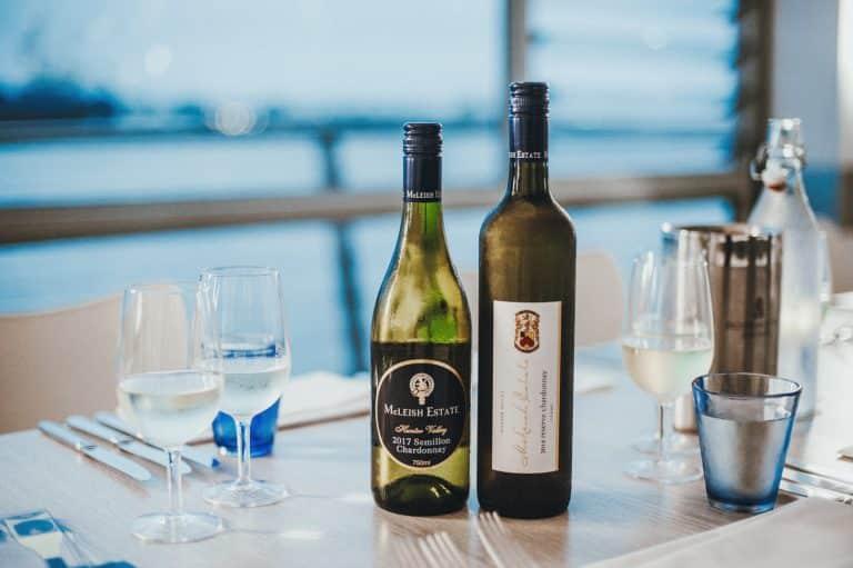McLeish Wine Dinner at Hobarts Newcastle - Thursday 7th November -