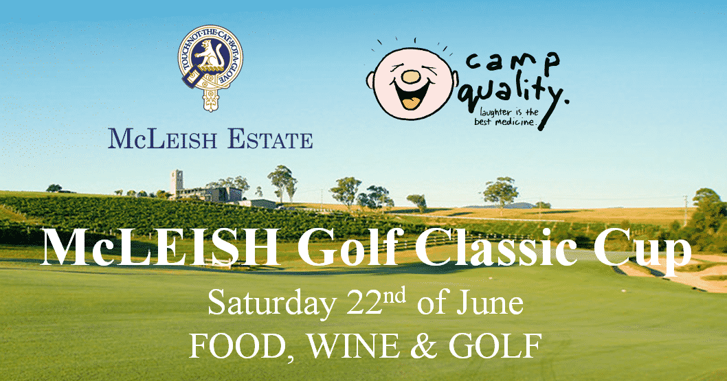 McLeish Golf Classic Cup - Saturday 22nd of June -