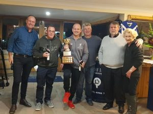 McLeish Golf Classic Cup 2019 - Thank you -