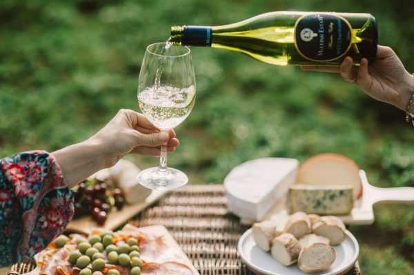Enjoy the Grounds – Vineyard Range Tasting & Regional Cheese Platter -