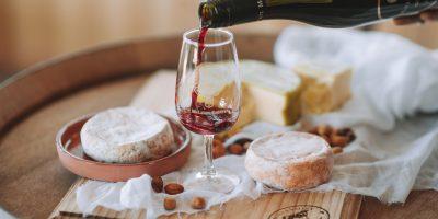 Wine & Cheese Pairing -
