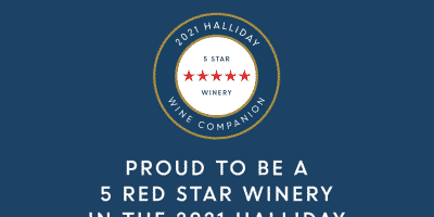 2021 Halliday Wine Companion -