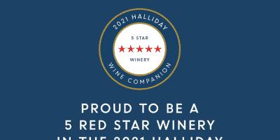 2021 Halliday Wine Companion -